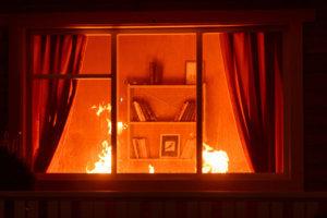 Liability in a Rental Fire
