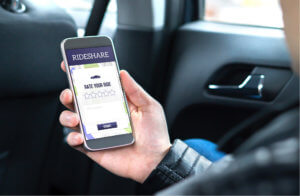Rideshare Accident Attorney
